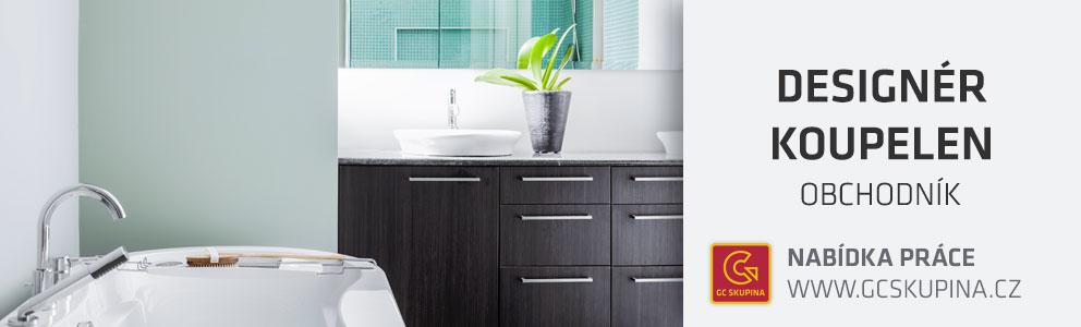 Designér koupelen
